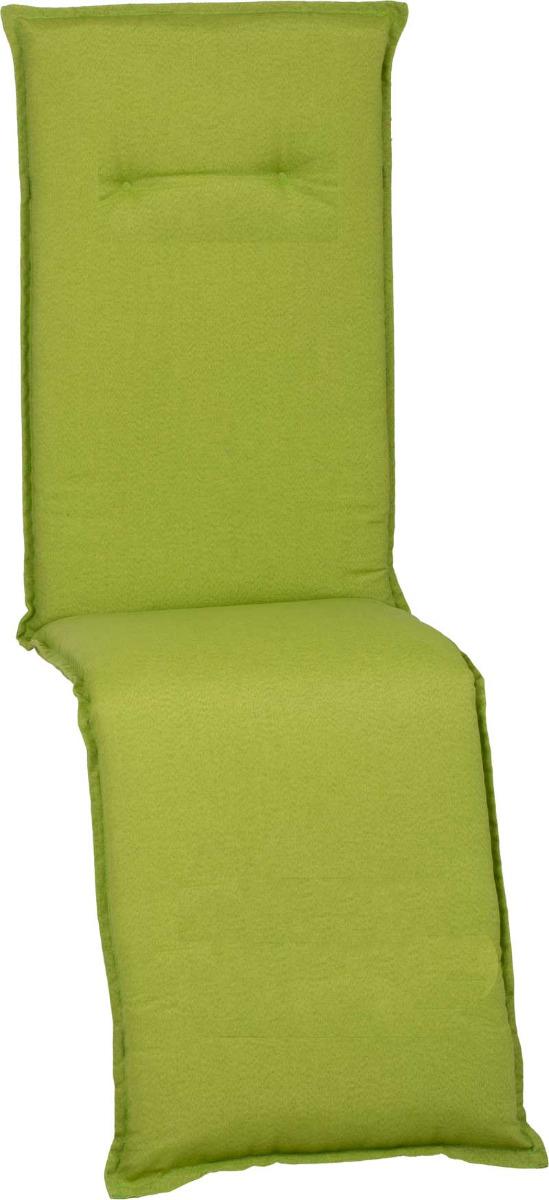 beo Gartenmöbel Auflage apfelgrün wasserabweisend für Relaxstühle AUB31