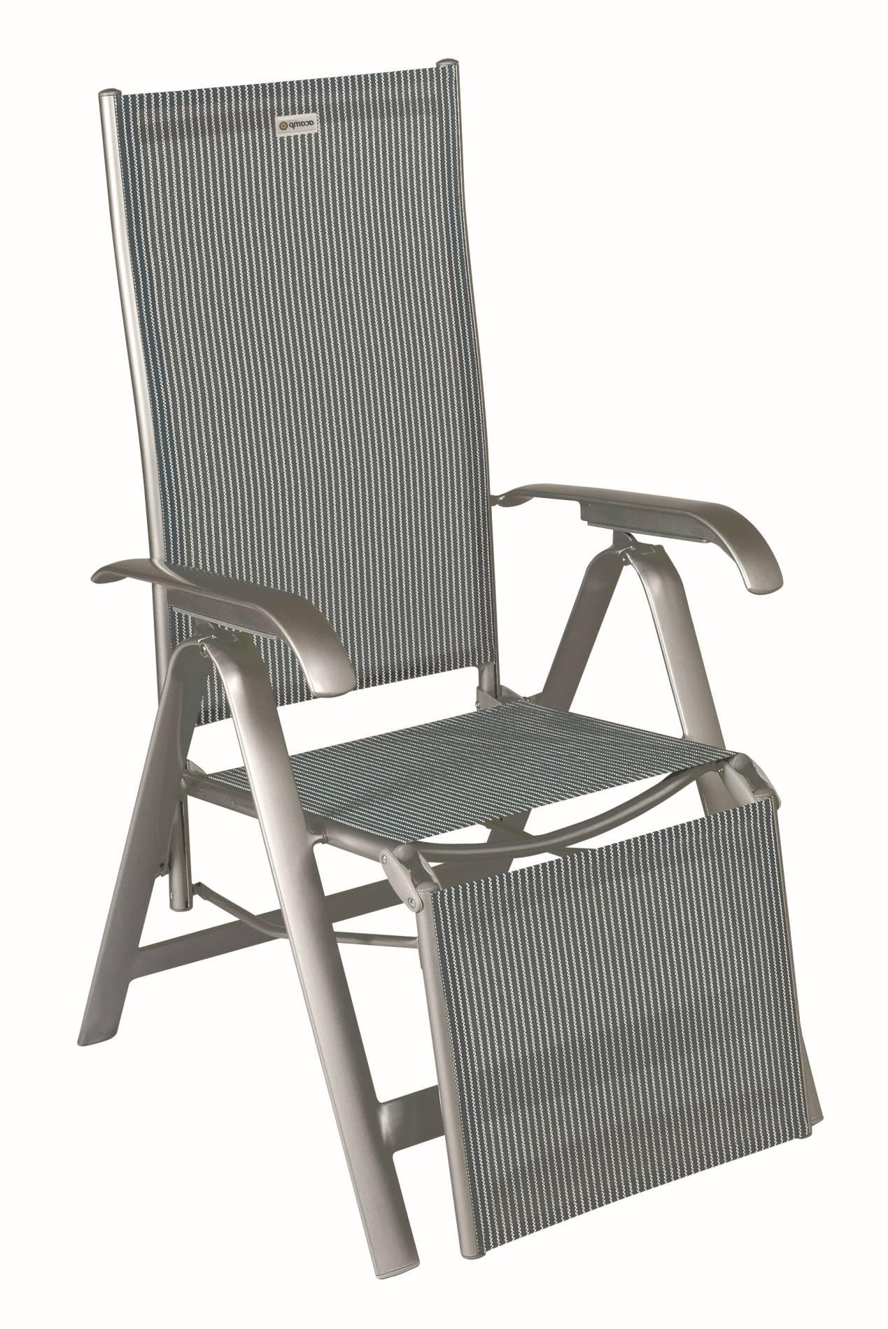56004 acamp Relaxsessel Acatop platin/grigio