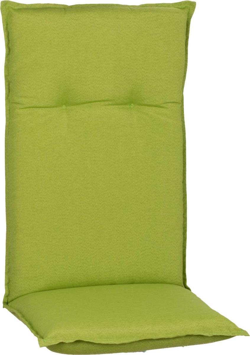 beo Gartenmöbel Auflage apfelgrün wasserabweisend für Hochlehner AUB31